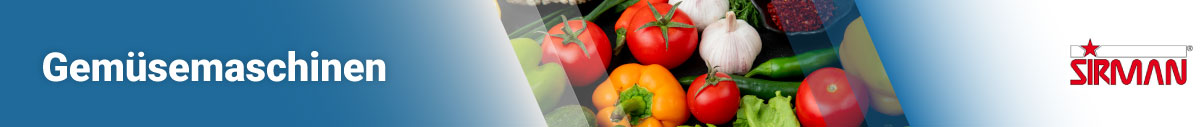 Gemüsemaschinen