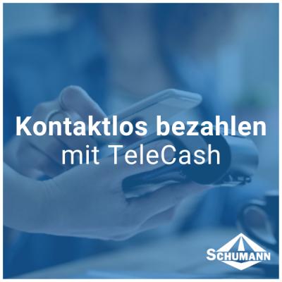 TeleCash - Kontaktlos bezahlen - TeleCash - Kontaktlos bezahlen