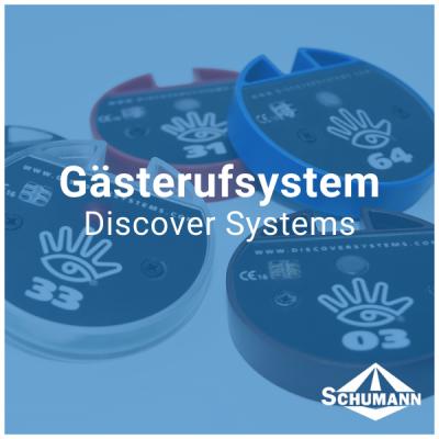 Gästerufsystem von Discovery Systems - Gästerufsystem von Discovery Systems