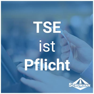 TSE für Kassen ist Pflicht - TSE für Kassen ist Pflicht - News | Schumann Shop