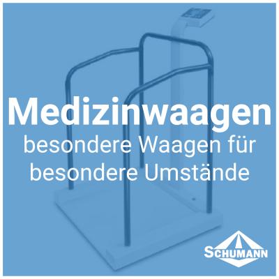 Medizinwaagen für besondere Umstände - Medizinwaagen für besondere Umstände - News | Schumann Shop